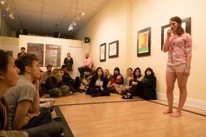 'Blush' - Gamut Gallery 2015