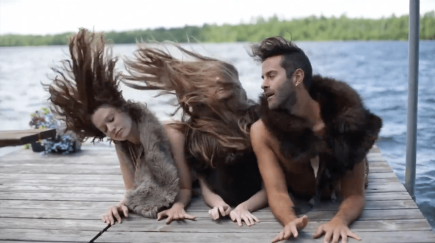 'The Animal Corridor' - April Sellers Dance Collective in residence at Tofte Lake Center