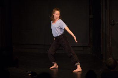 'bpm' - 9x22 DanceLab 2018 photo: Bill Cameron